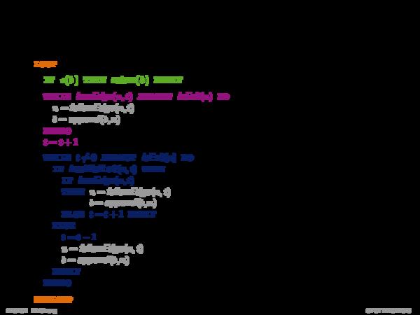 Beispiele für Probleme und algorithmische Lösungen PledgeAlgorithm(G, s, ?)
