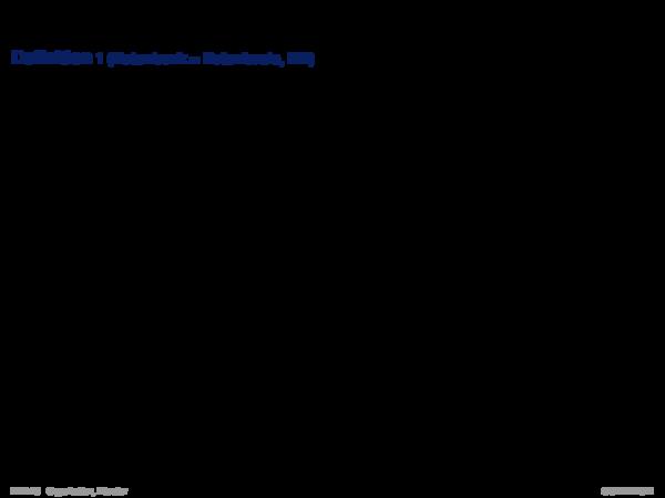 Begriffsbildung und Einordnung Softwareschichten eines Computer-Systems