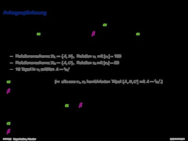 Relationale Datenbanksysteme Grenzen von RDBMS