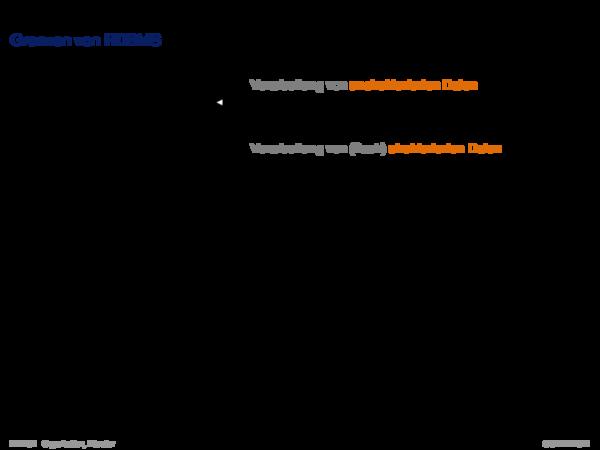 Relationale Datenbanksysteme Erstellung von RDBMS