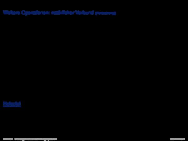 Relationale Algebra Weitere Operationen: natürlicher Verbund