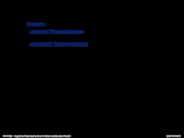 Umsetzung ER-Schema in relationales Schema 1:1-Beziehungstypen