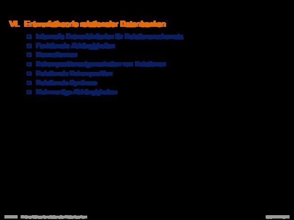 Kapitel DB:VII VII. Entwurfstheorie relationaler Datenbanken