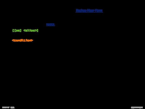 SQL als Datenanfragesprache From-Klausel