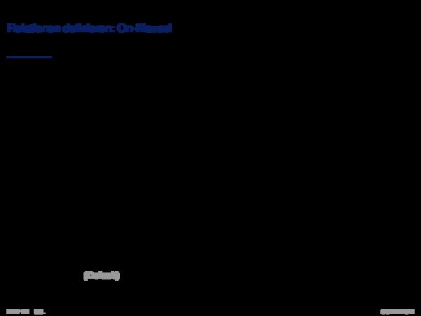SQL als Datendefinitionssprache Relationen ändern