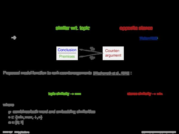 Argument Ranking II Corpus and Analysis
