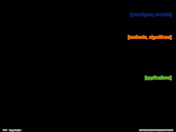 Related Fields 1. Statistics
