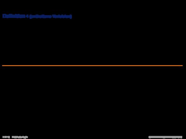 Syntax der Prädikatenlogik Definition 4 (enthaltene Variablen)