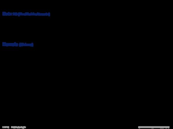 Standard-Erfüllbarkeit Satz 20 (Endlichkeitssatz)