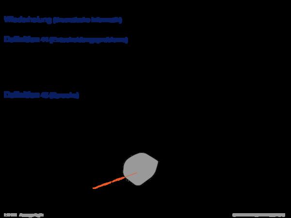 Erfüllbarkeitsprobleme Wiederholung (theoretische Informatik)