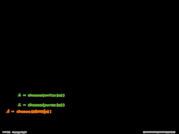 Weiterentwicklung semantischer Bäume Davis-Putnam-Algorithmus