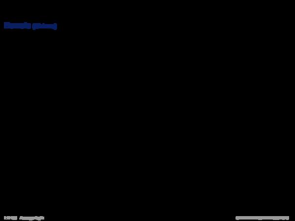 Syntaktische Schlussfolgerungsverfahren Beweis (Skizze)