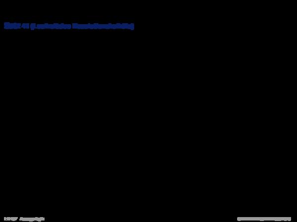 Syntaktische Schlussfolgerungsverfahren Satz 30 (Laufzeit des Resolutionskalküls)