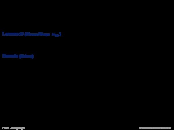 Normalformen Frage: Gegeben eine Formel ∈ KNF. Inwieweit lassen sich die Klausellängen