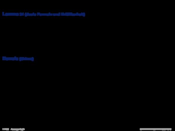 Normalformen Lemma 28 (duale Formeln und Erfüllbarkeit)