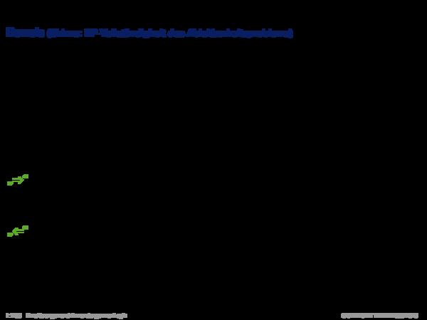 Produktionsregelsysteme mit Negation Beweis (Skizze: NP-Vollständigkeit des Ableitbarkeitsproblems)