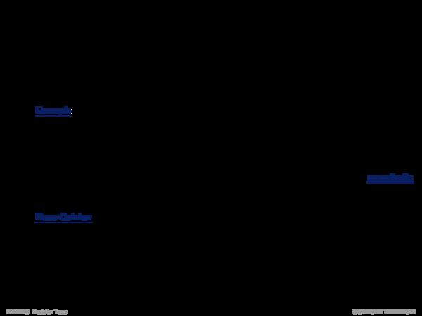 Decision Trees Basics Algorithm Template: Construction