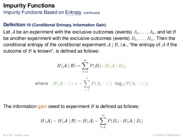 Remarks [Bayes for classification] :