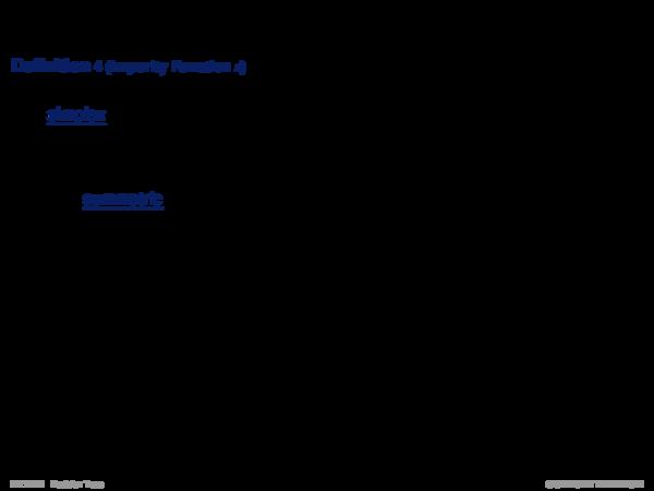 Impurity Functions Definition 4 (Impurity Function ι)