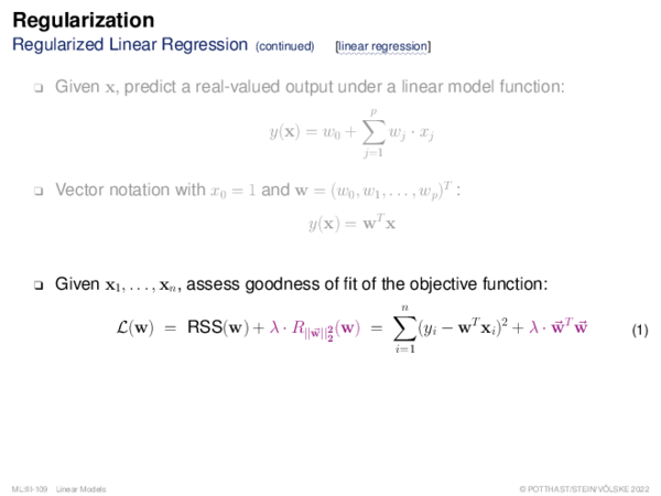 Regularization Illustration: Lasso Regression