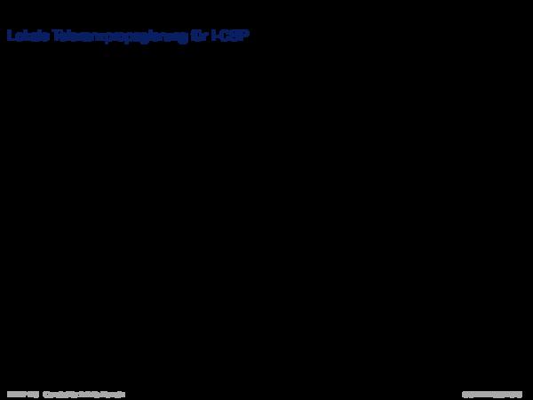 Intervall Constraints Lokale Toleranzpropagierung für I-CSP