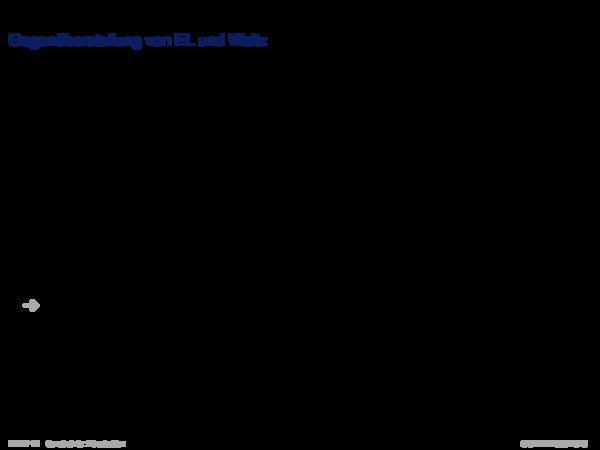 Einführung und frühe Systeme Gegenüberstellung von EL und Waltz