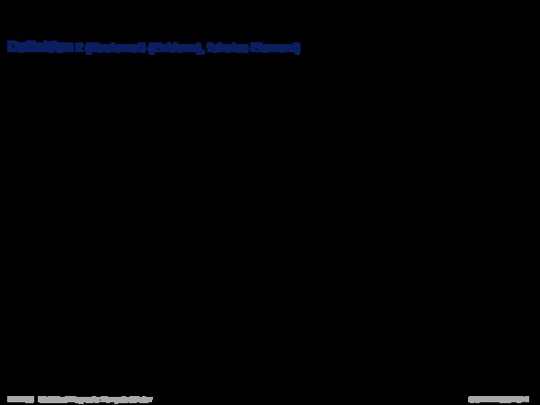 Evidenztheorie von Dempster/Shafer Definition 2 (Basismaß (Evidenz), fokales Element)