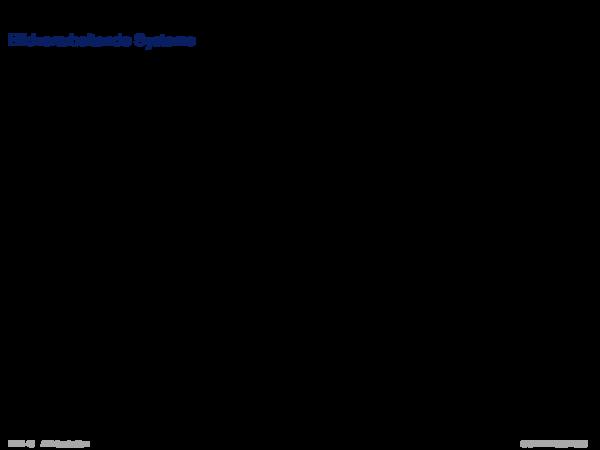 Gebiete der KI Bildverarbeitende Systeme