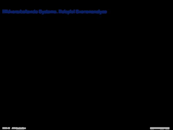 Gebiete der KI Bildverarbeitende Systeme. Beispiel Szenenanalyse