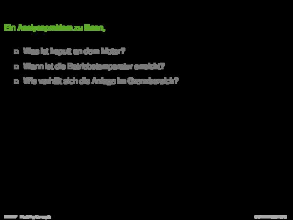 System und Modell Ein Analyseproblem zu lösen, bedeutet, Fragen bezüglich eines Systems zu