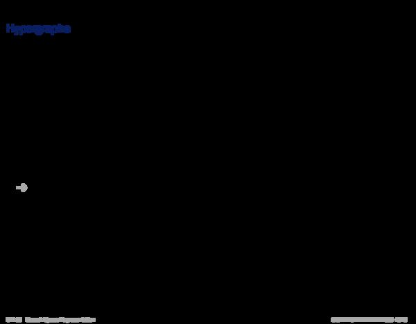 Problem-Reduction Representation Hypergraphs