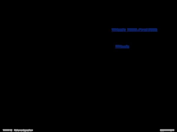 Auszeichnungssprachen SGML-Dokument