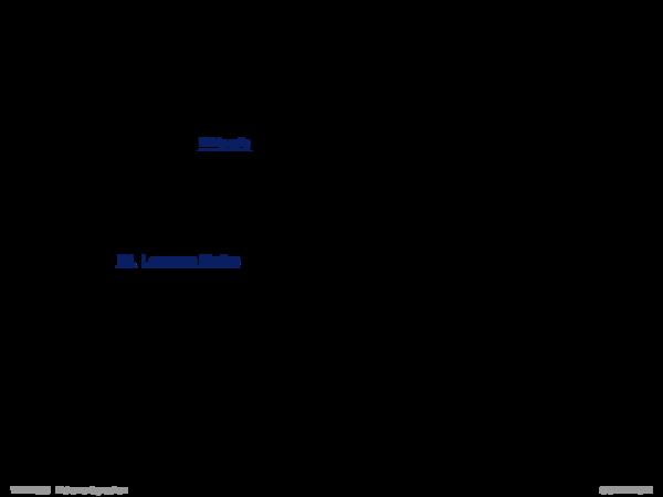 APIs für XML-Dokumente Einordnung