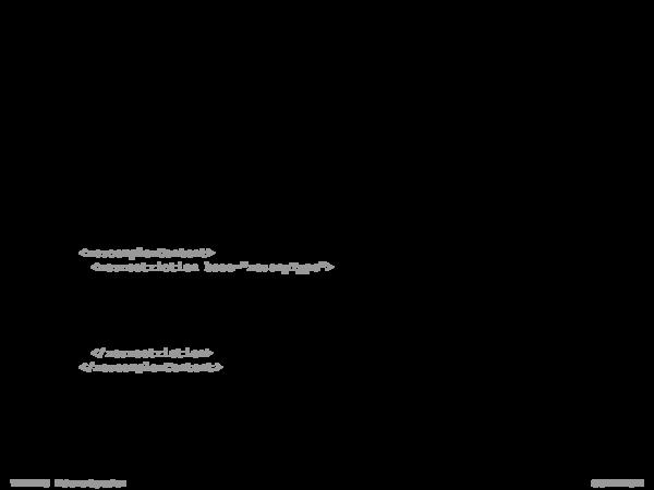 XML-Schema XML-Schema Teil 1: Attribute