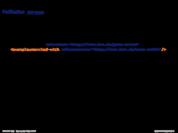 RDF: XML-Syntax Reification