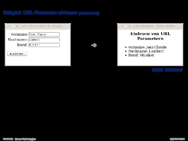 Java Server Pages JSP Einführung